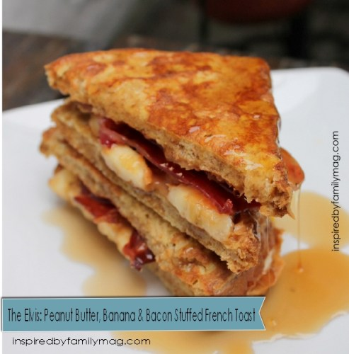 The Elvis French Toast Sandwich