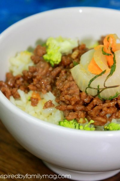 Kid Friendly Recipes from Around the World: Easy Korean Beef