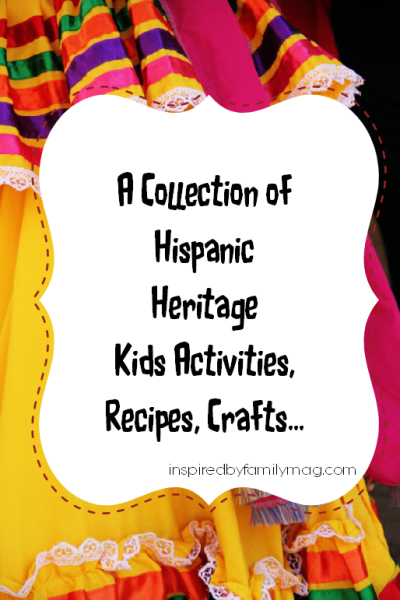 Hispanic Heritage Month Activities