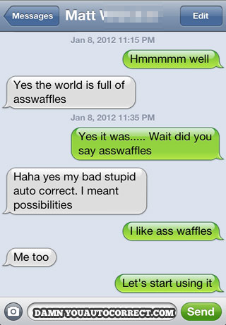 texting funnies
