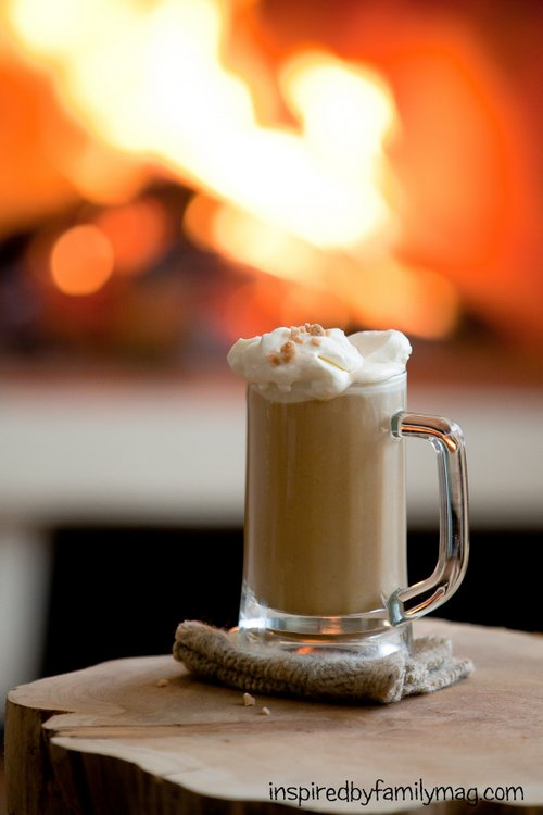 pumpkin coffe au lait recipe