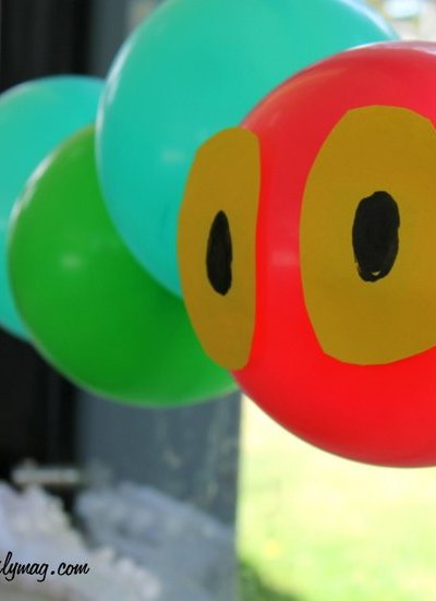 Book Inspired Activities: The Hungry Caterpillar
