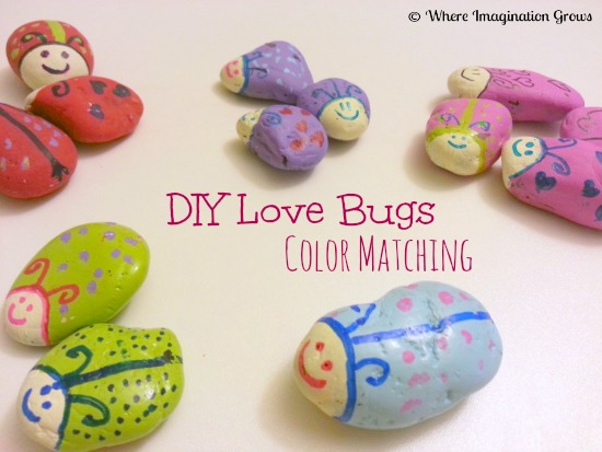 Love-Bug-Color-Matching
