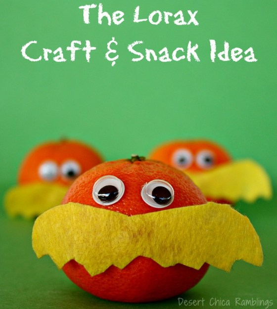 lorax craft