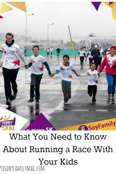 What You Need to Know About Running A Race With Your Child