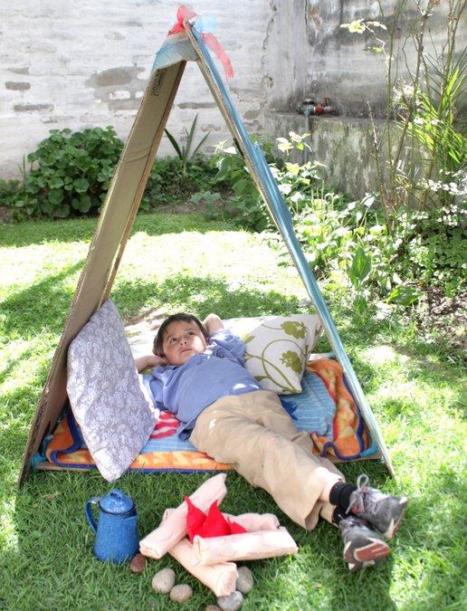 camping activities