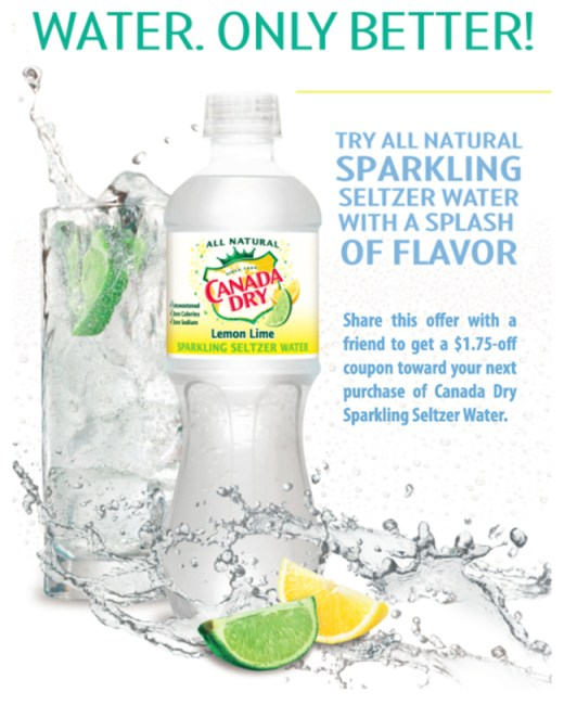 canada dry coupon