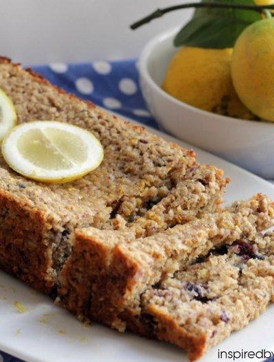Healthy Moist Lemon Blueberry Bread That Everyone Will Love