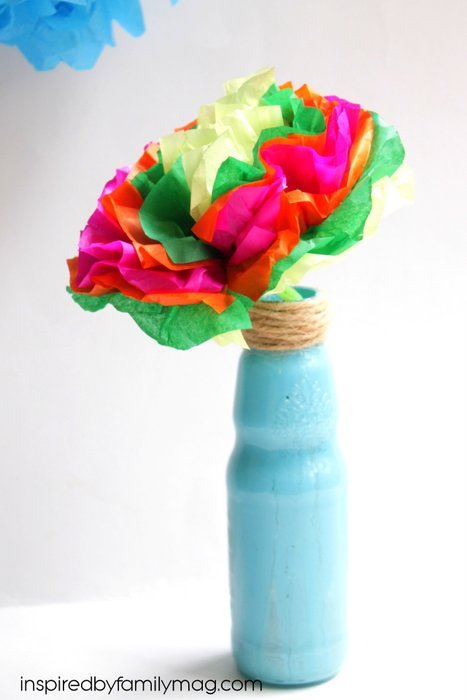 Hispanic Heritage Craft for kids