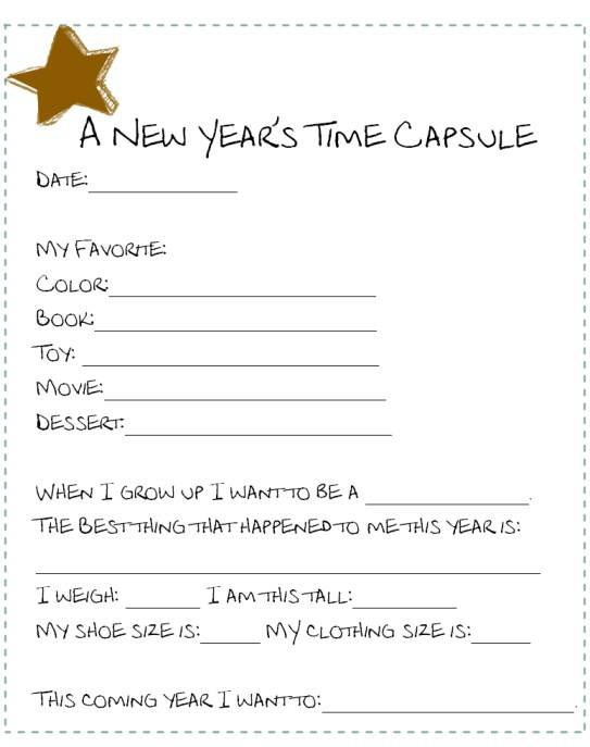 new-years-time-capsule