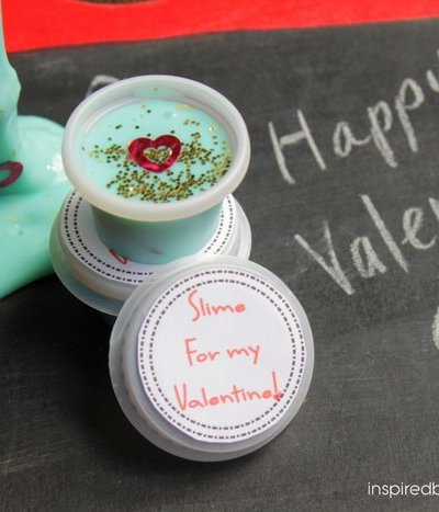 Easy DIY Valentine's Day Favors