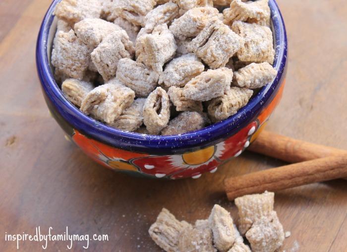 churro puppy chow 1