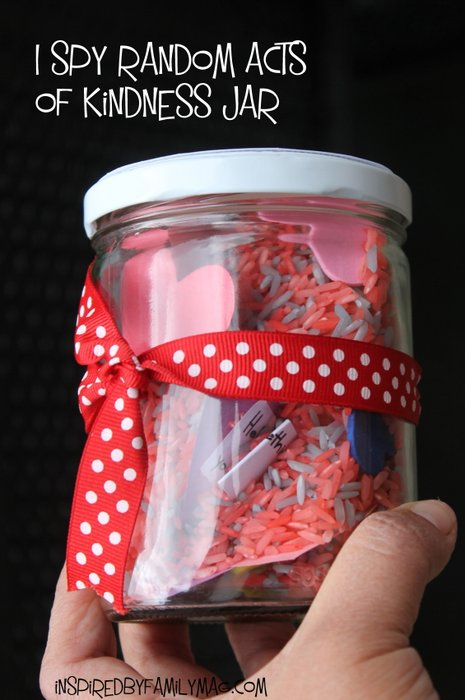 random acts of kindness jar