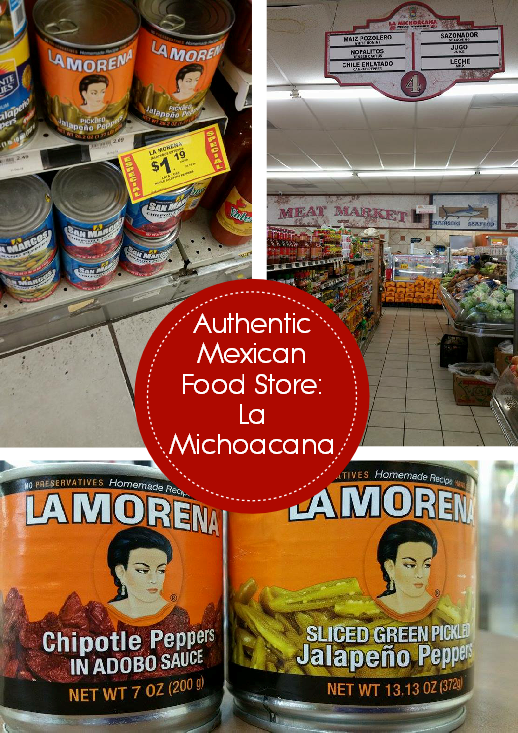 mexican food store