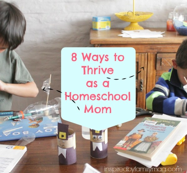 homeschool mom 2