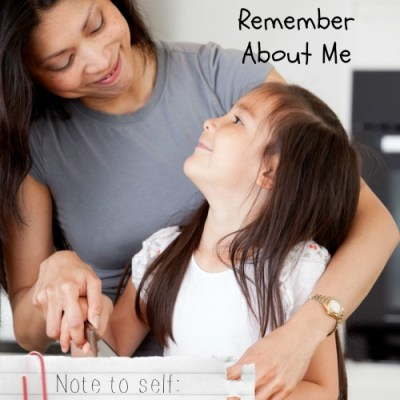 15 Things I Want My Kids to Remember About Me