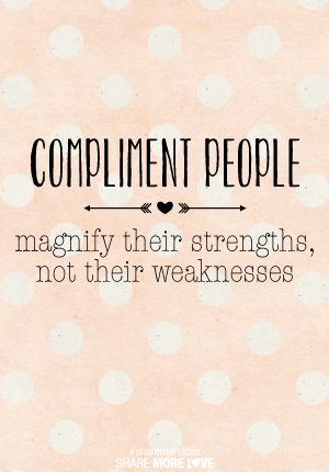 compliment people quote