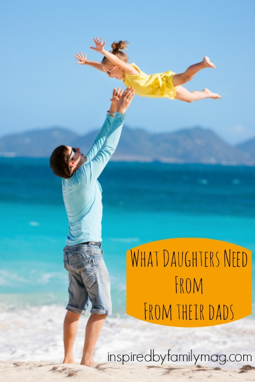 daughters need from dads