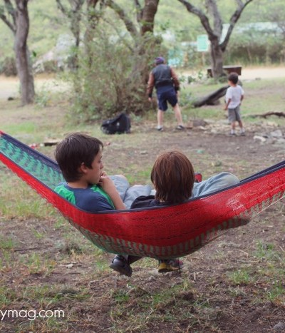Unplug and Go Camping