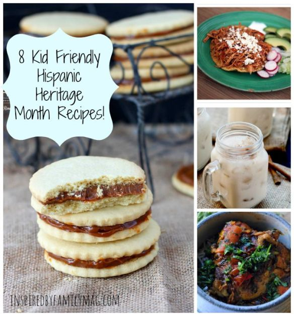 hispanic heritage month recipes