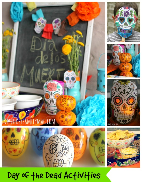 day of the dead ideas