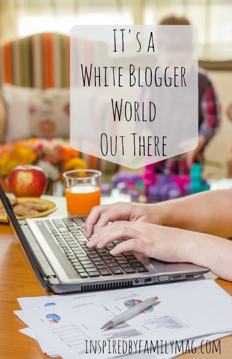 white blogger world
