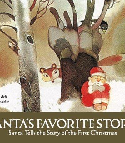 Santa Christmas Ornament Craft for Kids
