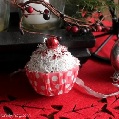 Recycled Ornament Craft