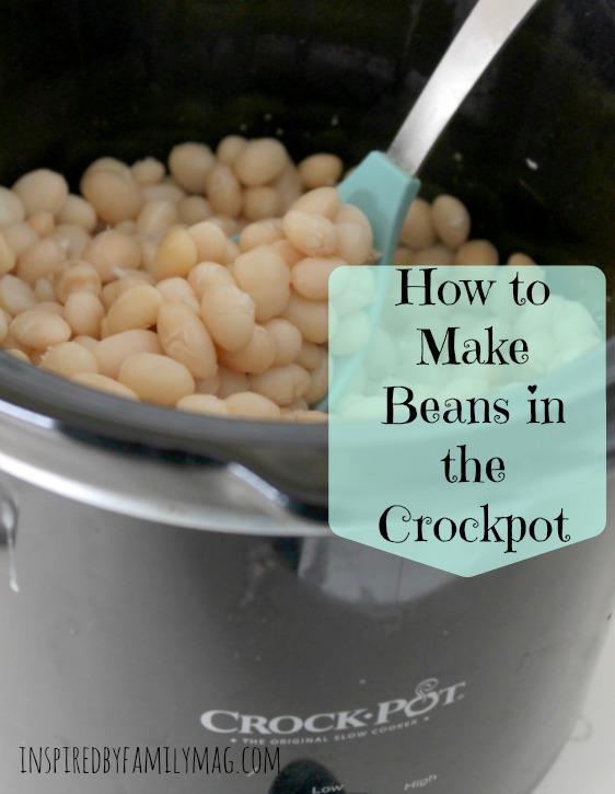 beans in crockpot