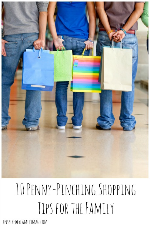 penny pinching shopping tips