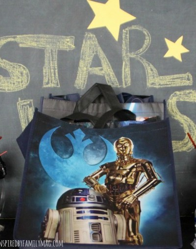 A Star Wars Party for Tweens