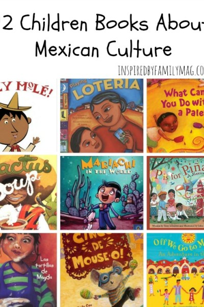 Children's Books About Mexican Culture