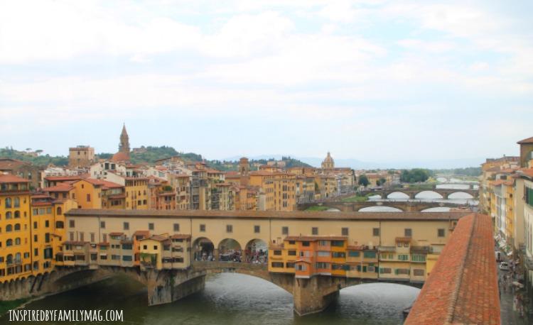 famous bridge in italy