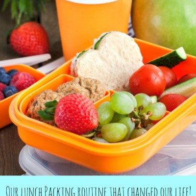 Our Pick One Lunch Packing Routine That Changed Our Life
