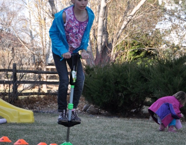 Kids Fitness Games & Activities
