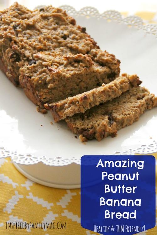 peanut butter banana bread-2