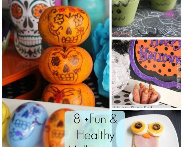 Fun & Healthy Halloween Treats