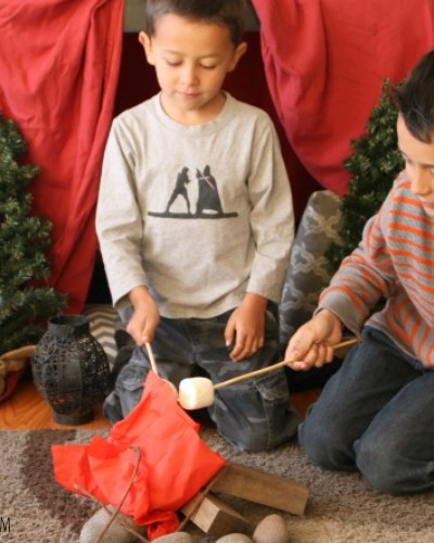 The Indoor Winter Activity that Will Make You a Hero With Your Kids