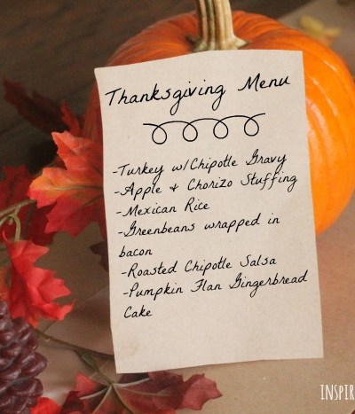 Spice Up Your Thanksgiving Gathering