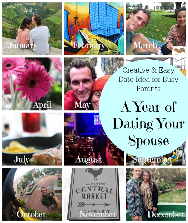 when did you start dating your spouse