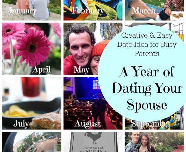 Creative Date Ideas for Busy Parents: A Year of Dating Your Spouse
