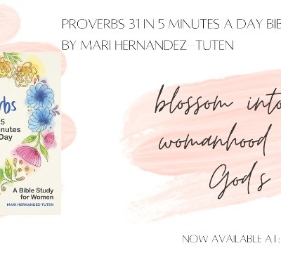 Proverbs 31 in 5 Minutes a Day Bible Study