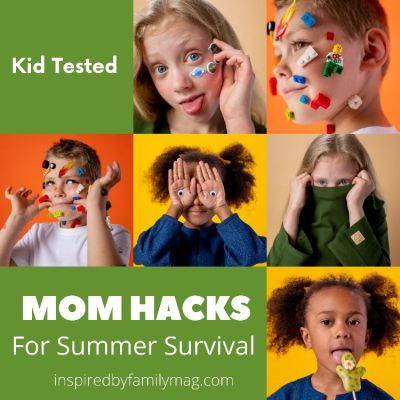 My One Summer Survival Hack for Moms