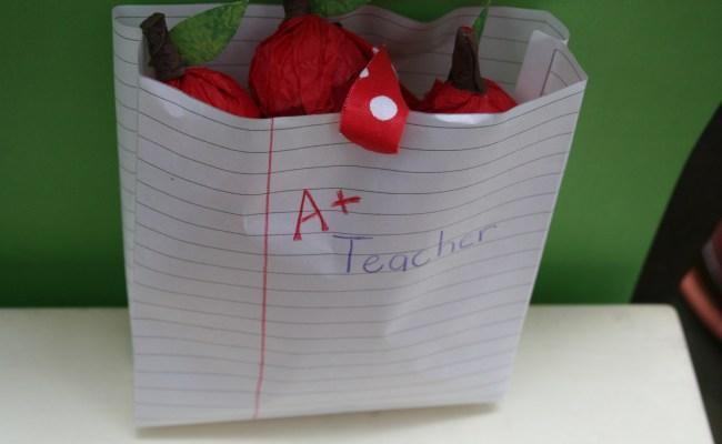 Paper Owl Teacher Gift Inspired By Family