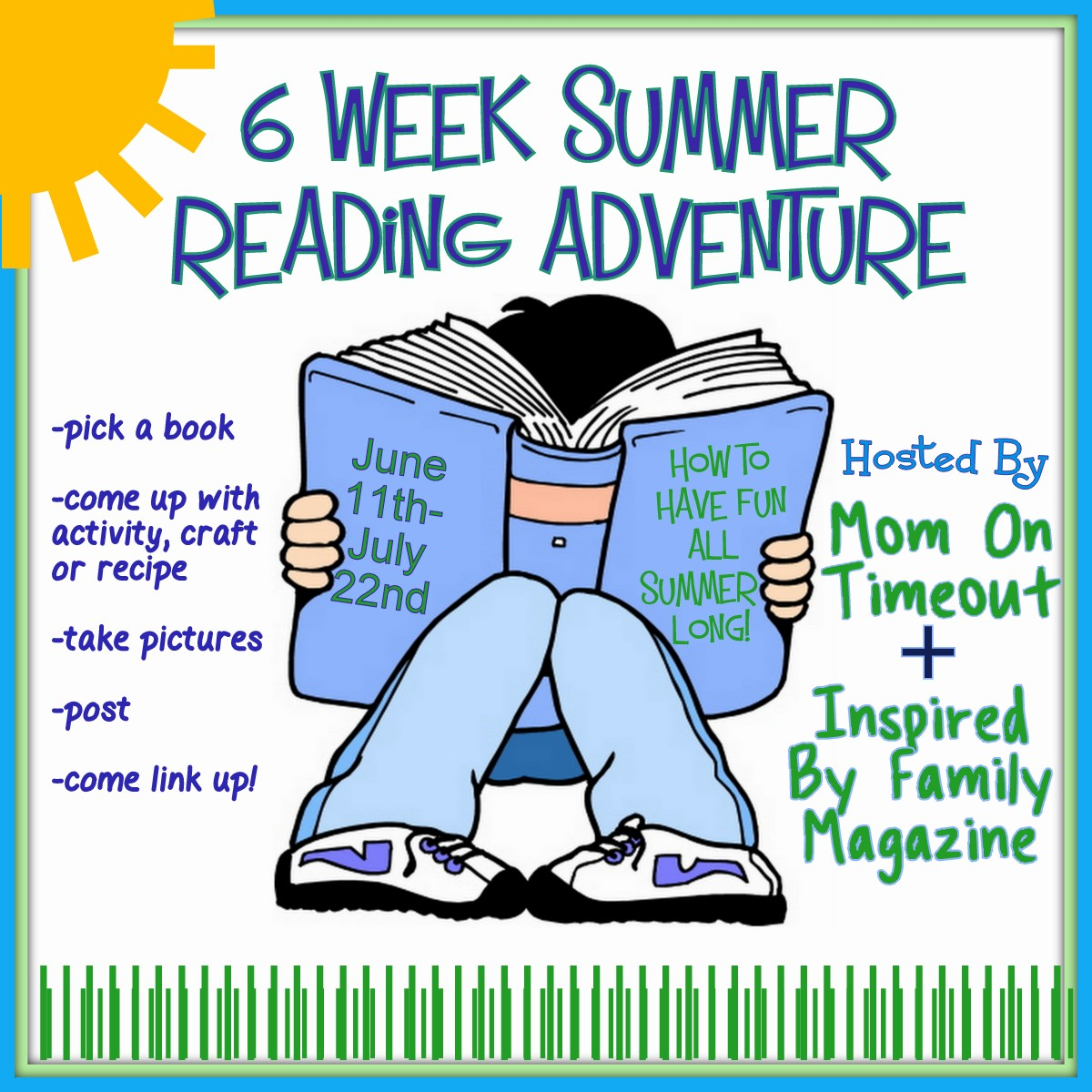 Summer Reading Adventure Coming Soon