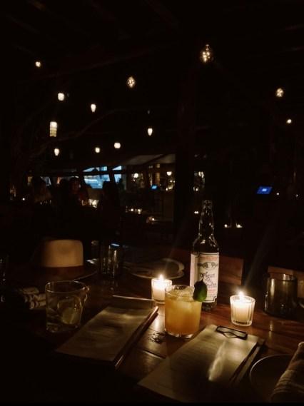 Gitano Restaurant View