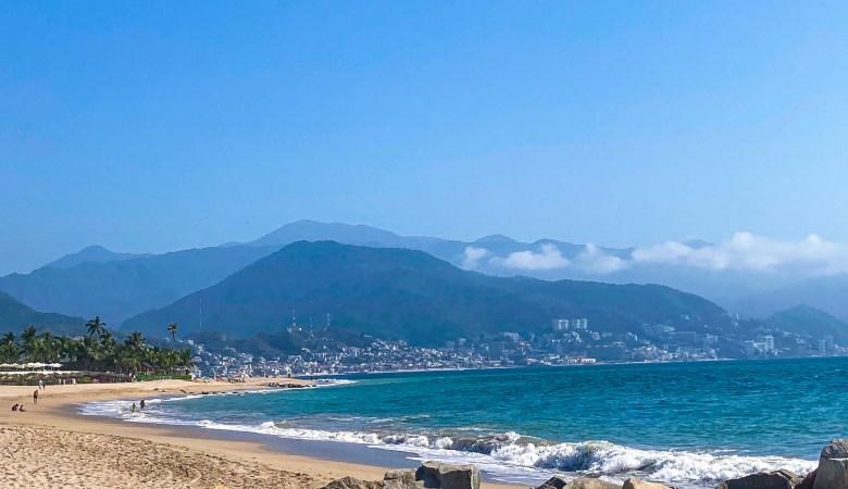 Beach PV Mexico