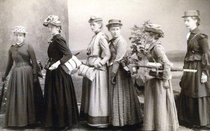 19th Century Women