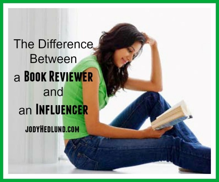 Difference Between Reviewer and Influencer