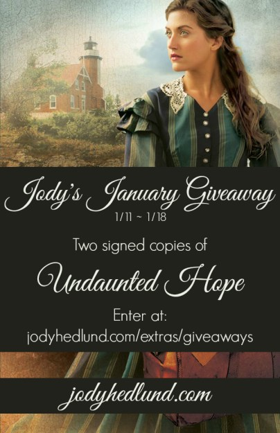 Undaunted Hope Giveaway